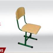 Стул школьный, стул ученический. Мебель школьная от производителя фото