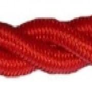 Матерчатый провод 2х2,5 Red(красный) арт 1022508 фото