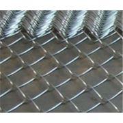 Сетка стальная плетеная одинарная рабица фото