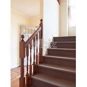 Лестницы. Лестницы из гранита фото