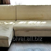 Обивка угловых диванов фото