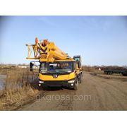 Автокран XCMG QY25K5S (ЕВРО-4) фото