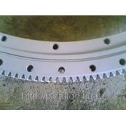 Опора поворотная КС-45721 (ОПУ-1451, 40отв. ) подшипник поворотный круг фото