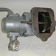 Коробка отбора мощности в сборе с НШ сдвоенная шестерня (4-х КПП) ГАЗ-3507(53) фото