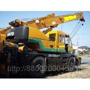Колёсный кран KATO KR25H-V3 фото