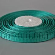 Лента репсовая оттенок зеленой 0,6 см 25 ярд арт.221 4708 фото