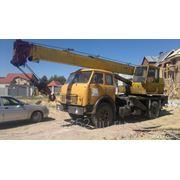 Автокран Кс-3577 ивановец фото