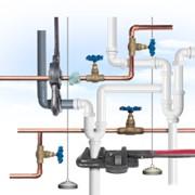 Ремонт водопровода, канализации и отопительных систем фото