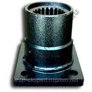 Фланец КС-3577-2.14.027, КС-3577.14.027 на гидронасос для автокранов фото