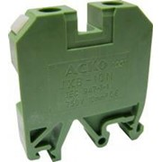 Клемная колодка JXB 10/35 зеленый фото
