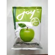 Яблочные чипсы фото