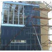 Материалы для строительства сборных зданий фото