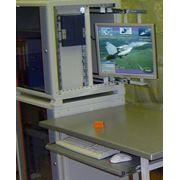 Автоматизированное рабочее место контроля БУР типа «Тестер-У3» УБРП СВР - АРМ ТСВ фото