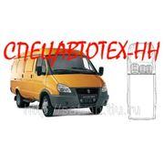 ГАЗ-2705 Газель бизнес 3-местный фургон фото