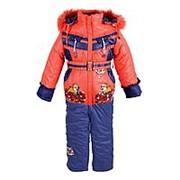 Зимний костюм для девочки №1319-111-1 74 фото