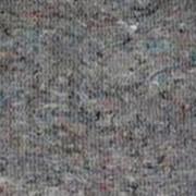 Полотно нетканое ХПП, ширина 77 см. частота строчки 2,5 мм.(серое) рулон 50 м. фото