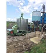 Мобильные и стационарные зерносушилки фото