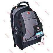 SWISSGEAR Рюкзак 35L 7700# USB GRAY фото