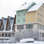 Гостинично-ресторанный комплекс в Карпатах фото