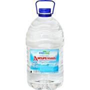 Вода питьевая родниковая негазированная, 6 л фото