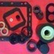 Изготовим формовые резиновые технические изделия по чертежам, эскизам, образцам. фото
