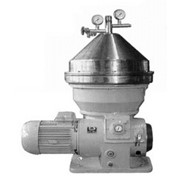 Сепаратор-сливкоотделитель саморазгружающийся ОС-НС, ОС2-НС 10 т/час фото