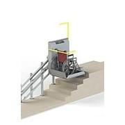 Подъемник для коляски инвалидов фото