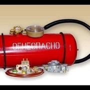 Газо-потребляющее оборудование фото