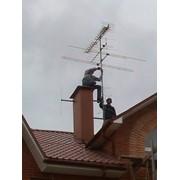 Ремонт спутниковых систем фото