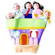 Пальчиковый кукольный театр «Волшебная перчатка» фото