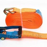 Стяжные ремни для крепления грузов фото