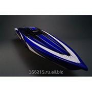 Самый быстрый катер Traxxas Spartan Brushless TQi RTR (ready to bluetooth module) [93 см] фото