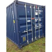 Контейнер 40 футовый в аренду, аренда контейнера, контейнер под склад фото