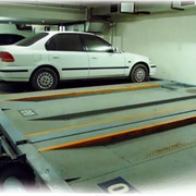 Автоматические паркинги серия PDX фото