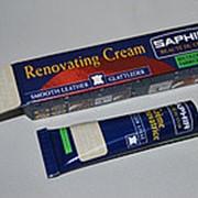 SAPHIR - 82 Восстановитель кожи Creme RENOVATRICE, 25мл. (egg shell) фото