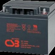 Аккумуляторная батарея GP12400 производства CSB фото