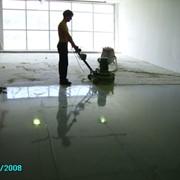 Фрезерование и шлифование бетонных оснований фото