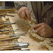 Элементы декора из дерева (ручной работы) фото
