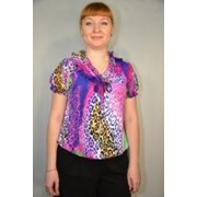 Блуза яркая фото