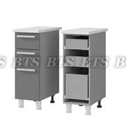Шкаф-стол с 3-мя ящиками ЗРЗ, вариант 5 фото