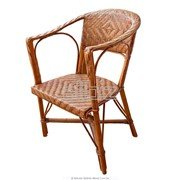 Плетеная мебель из лозы фото
