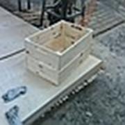 Ящик для сельскохозяйственной продукции фото