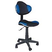 Кресло компьютерное Signal Q-G2 (сине-черный) фото
