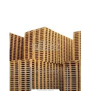 Поддоны грузовые деревянные фото