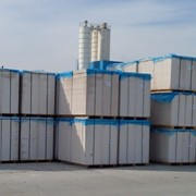 Блоки газосиликатные 625х400х250. фото