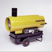 Промышленный дизельный обогреватель фото
