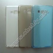 Силиконовый чехол Samsung A700H Galaxy A7 фото