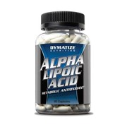 Аминокислоты, Alpha Lipoic Acid, 90 капсул фото