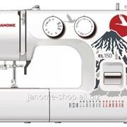 Швейная машина Janome EL 150 фото