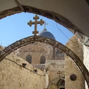 Виа Долороса - Крестный путь Иисуса Христа фото